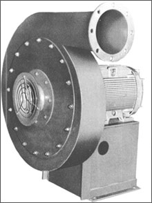 CENTIRIFUGAL AIR BLOWER
